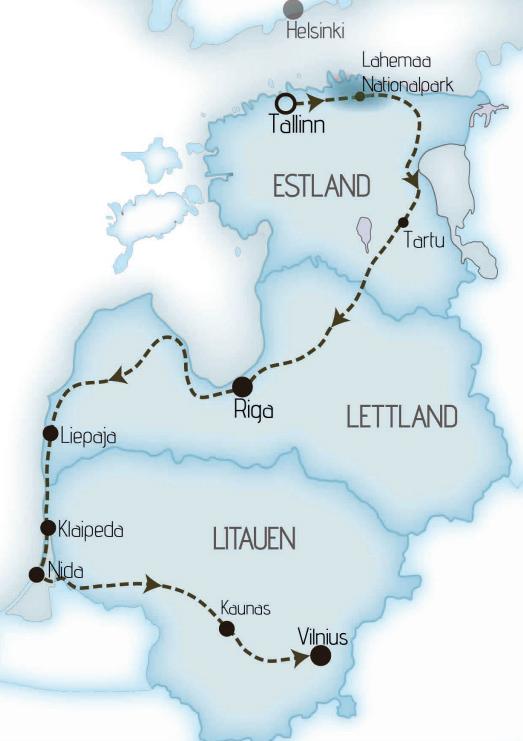 Karte BNT