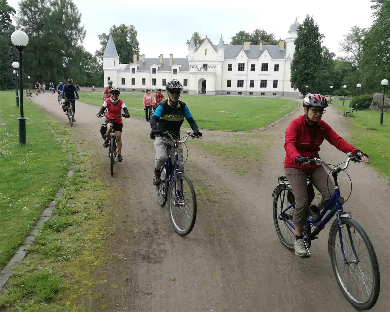 Radreise Baltikum, IB, Fot. 1, J. Szewczul