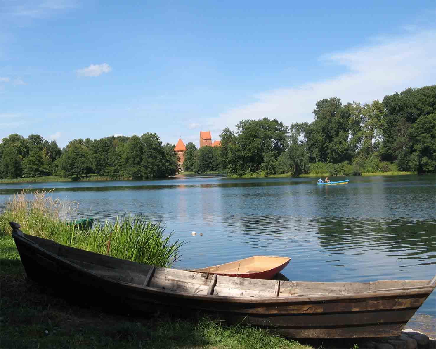 Radreise Baltikum, IB, Fot. 2