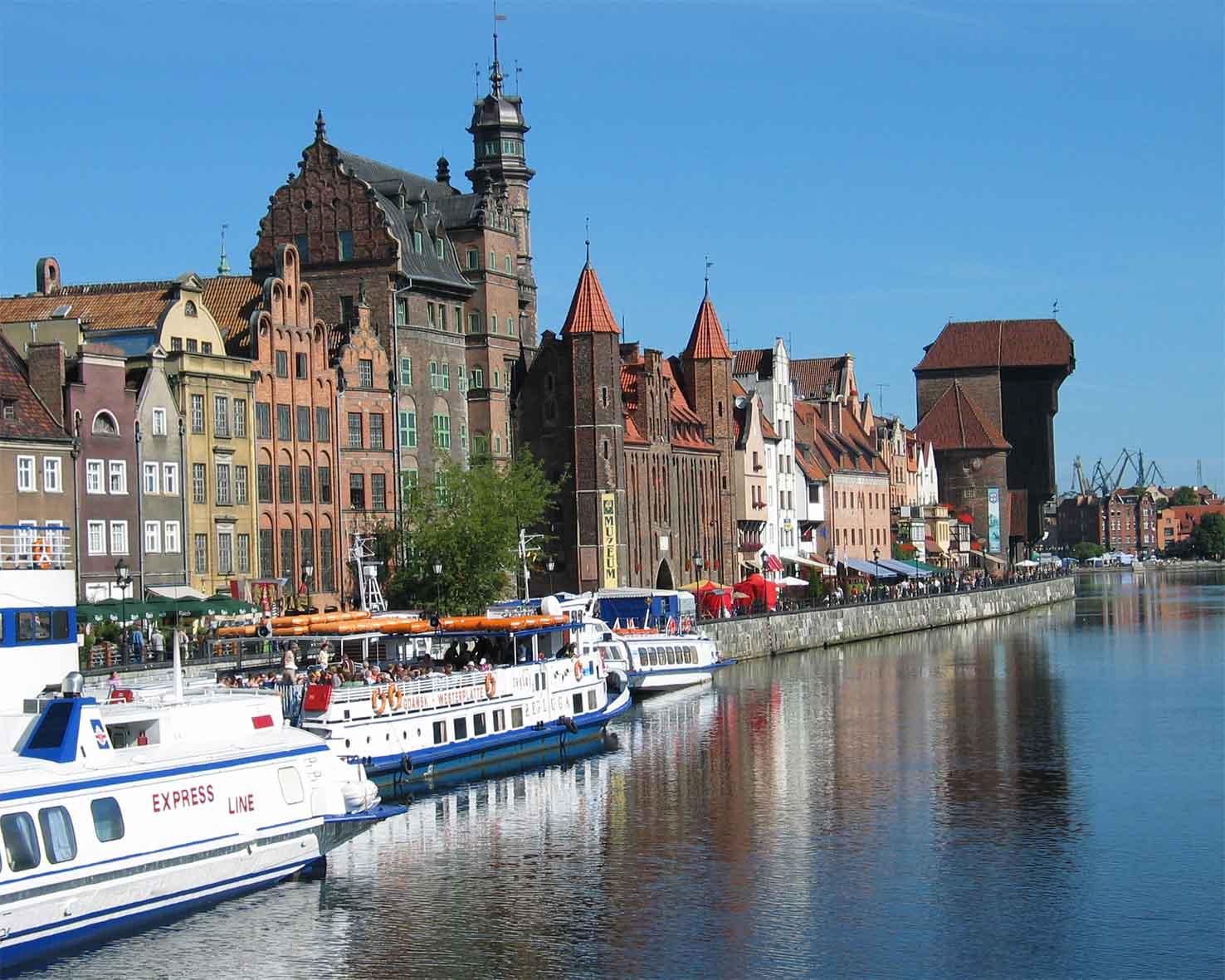 Radreise Polen, Baltikum, GKMI, Fot. 3